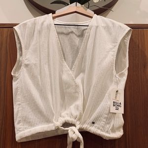 "NWT Billabong ""Heartstrings"" Top"